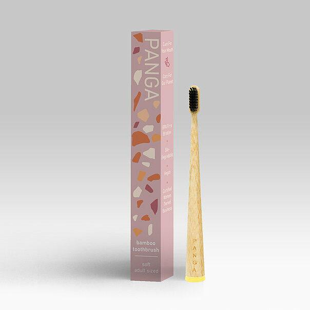 Toothbrush Bamboo Child Panga