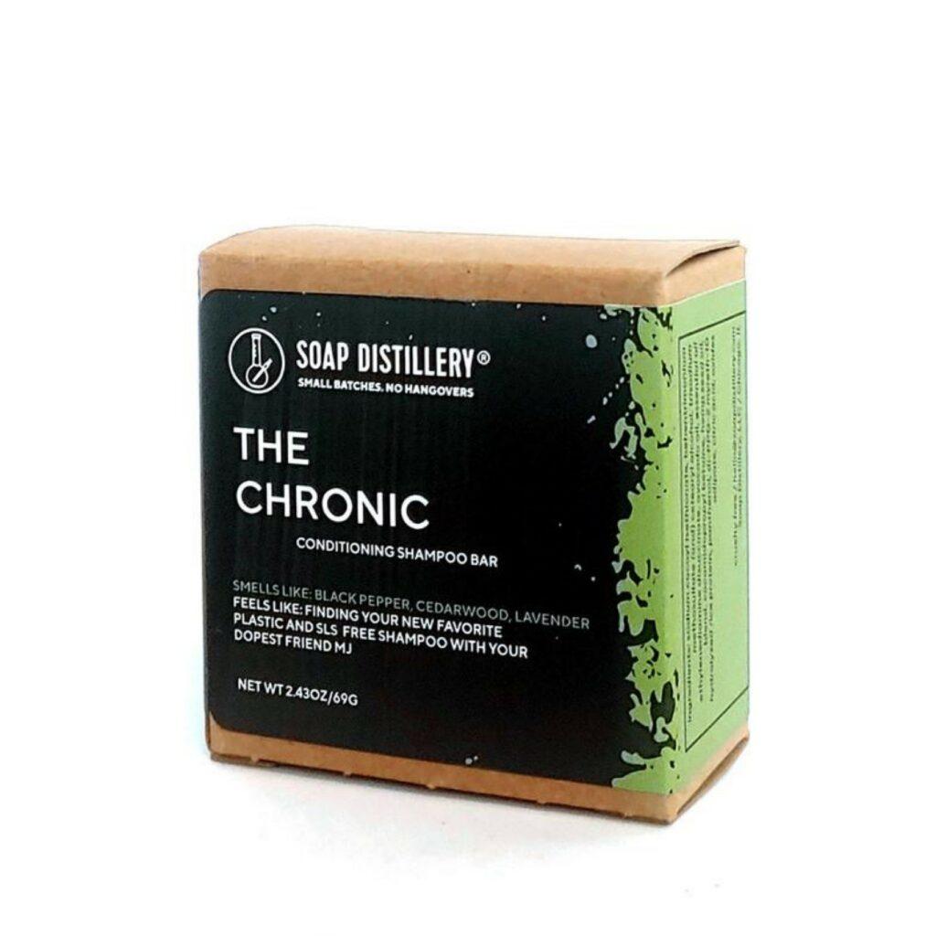 The Chronic Shampoo Bar